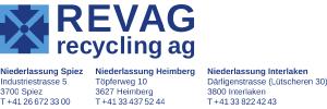 Logo REVAG